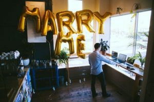 Las mejores ideas para proponer matrimonio