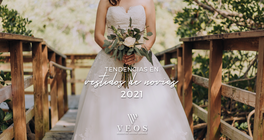 Vestidos de novias 2021