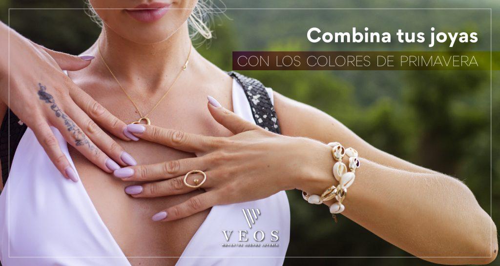 Combina tus joyas con los colores de primavera