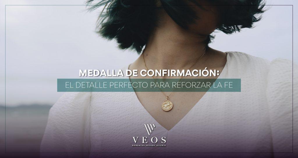 Medalla de confirmación